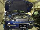 MINI クーパー オイル漏れ、足回り修理