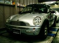 ボッシュ認定 mini・輸入車専門工場