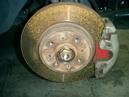 ミニ車検・ブレーキ・ディスク、ドラム点検