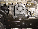 ミニの車検 冷却装置・冷却水の緩み