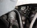 mini エンジンオイル漏れ