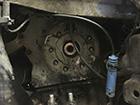 BMW MINI クーパーS r53 エンジンストール