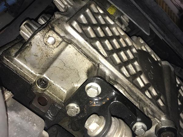 MINI クーパーS車検整備
