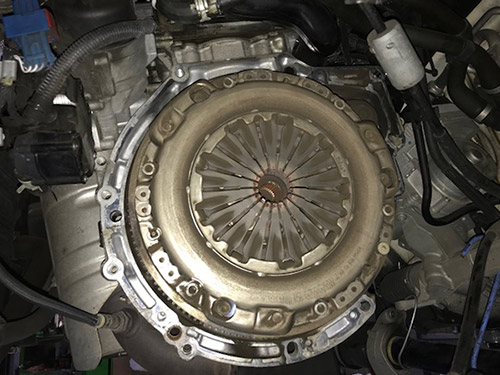 BMW MINI R56 クーパーS クラッチ交換