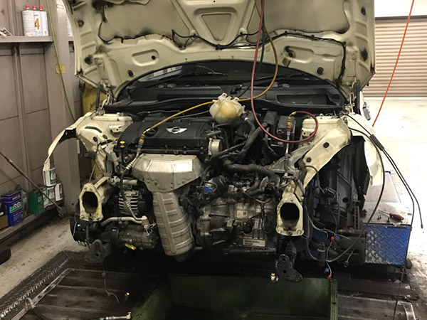 BMW MINI(R56)バッテリー上がり修理 バッテリー交換しても上がってしまう